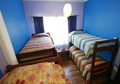 Angel Hostal - Valparaíso - Bedroom