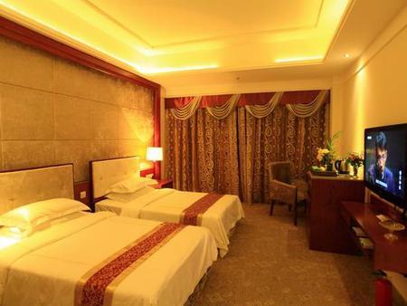 廣州南國酒店 - 廣州 - 臥室