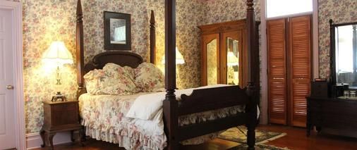 Corners Mansion Inn- A Bed & Breakfast - Vicksburg - Phòng ngủ