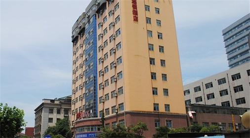 Hanting Hotel Lujiazui Software Park - Thượng Hải - Toà nhà