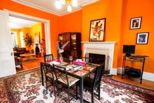 Ivy Mansion At Dupont Circle - Washington - Dining room