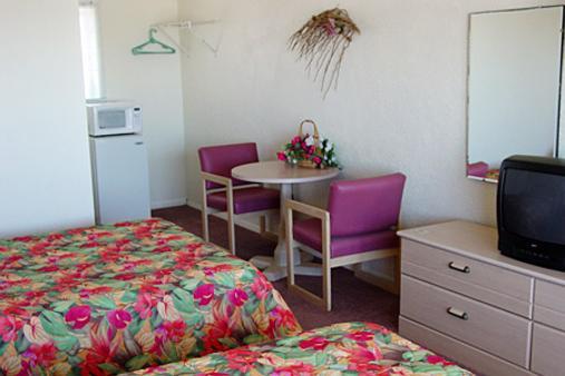 Ala Kai Motel - Wildwood Crest - Κρεβατοκάμαρα