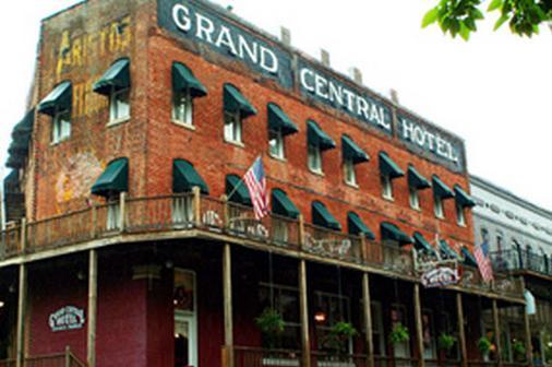 Grand Central Hotel & Spa - Eureka Springs - Κτίριο