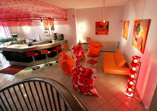 Dav'hotel Jaude - Clermont-Ferrand - Living room