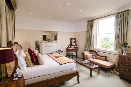 Apsley House Hotel - 巴斯 - 巴斯 - 臥室