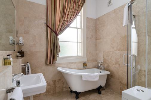 Apsley House Hotel - 巴斯 - 巴斯 - 浴室
