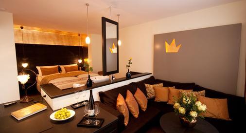 Hotel Laurentius - Tauberrettersheim - Bedroom