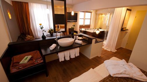 Hotel Laurentius - Tauberrettersheim - Bathroom