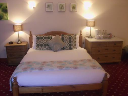 The Rose & Crown - Canterbury - Phòng ngủ