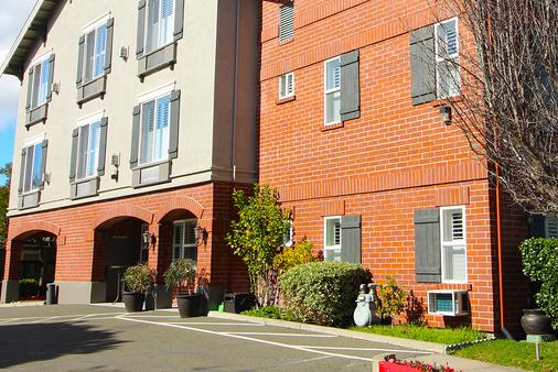 Bel Abri Napa Valley Inn - Napa - Edifício