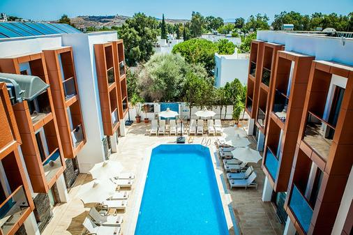 Sipark Boutique Hotel - Bodrum - Pool