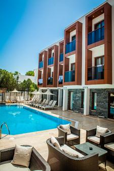 Sipark Boutique Hotel - Αλικαρνασσός - Κτίριο