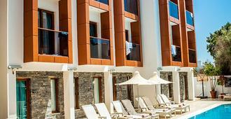 Sipark Boutique Hotel - Bodrum - Byggnad