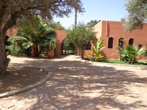 Villa Warhol - Marrakesh - Outdoor view