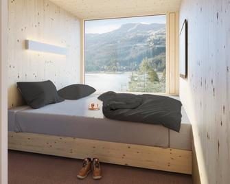 Revier Mountain Lodge Lenzerheide - Ленцерхайде - Bedroom