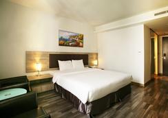 Freedom Design Hotel - Taoyuan - Makuuhuone