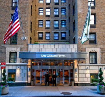 聖卡洛斯酒店 - 紐約 - 紐約 - 建築