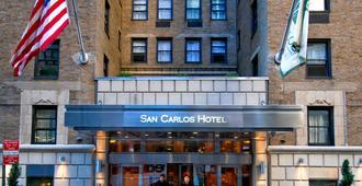 San Carlos Hotel - New York - Toà nhà