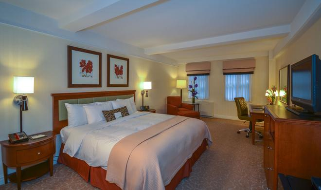 San Carlos Hotel - New York - Bedroom