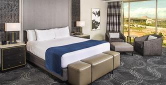 Suncoast Hotel and Casino - לאס וגאס - חדר שינה