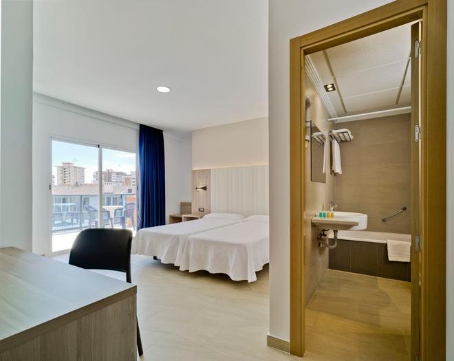 Hotel Bristol Benidorm - Benidorm - Phòng ngủ