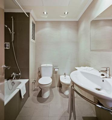 Hotel Bristol Benidorm - Benidorm - Phòng tắm