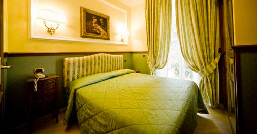 多納泰羅酒店 - 羅馬 - 羅馬 - 臥室