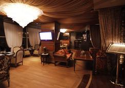 Nobil Luxury Boutique Hotel - Chișinău - Ravintola