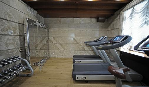 Nobil Luxury Boutique Hotel - Chisinau - Gym