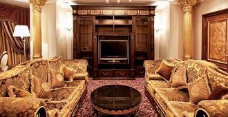 諾比爾豪華精品酒店 - 奇希納烏 - 基希訥烏 - 休閒室