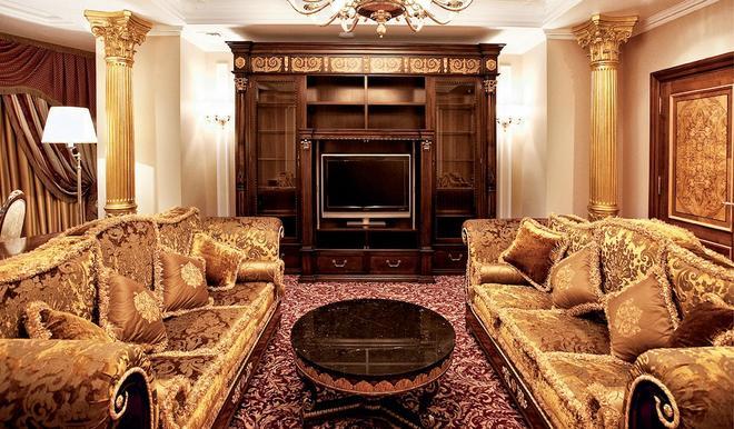 Nobil Luxury Boutique Hotel - Chisinau - Lounge
