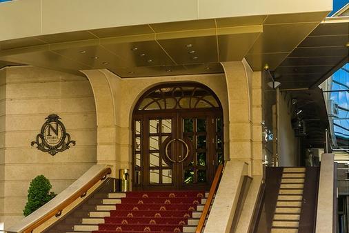 Nobil Luxury Boutique Hotel - Chisinau - Toà nhà