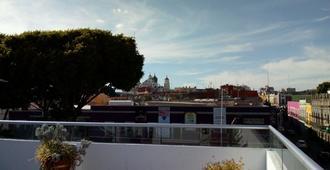 Rhodas - Puebla City - Balcony