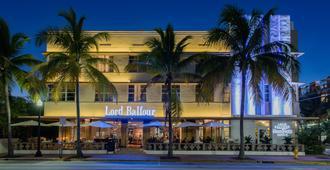 The Lord Balfour Hotel - Miami Beach - Rakennus
