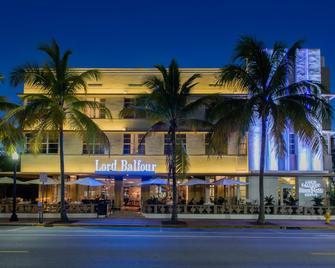 Life House, Ocean Drive - Miami Beach - Building