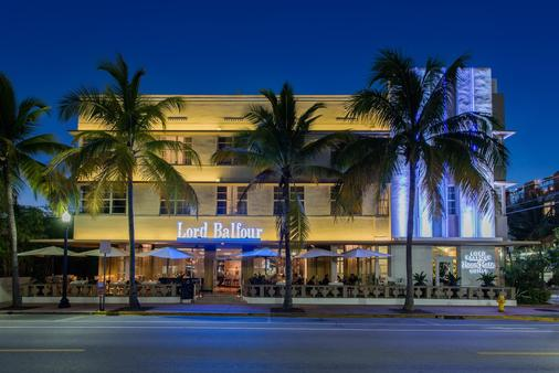 The Lord Balfour Hotel - Miami Beach - Building