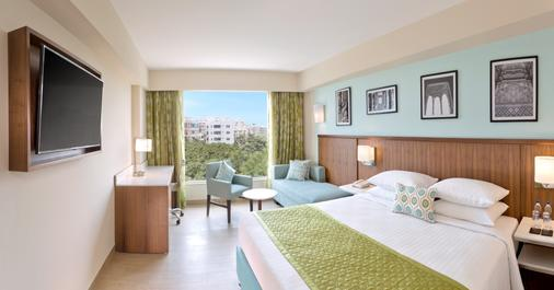 Fairfield by Marriott Visakhapatnam - Visakhapatnam - Phòng ngủ