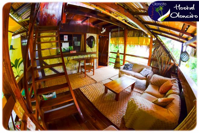 Hostal Oloncito - Olón - Living room