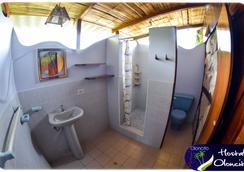 Hostal Oloncito - Olón - Bathroom