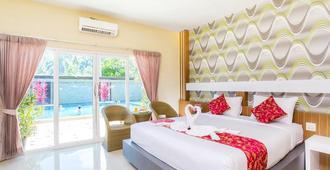 P.P. Maiyada Resort - Ko Phi Phi - Bedroom