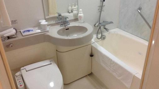 大阪上本町大和roynet飯店 - 大阪 - 浴室