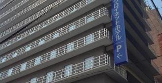 Daiwa Roynet Hotel Osaka Uehonmachi - Osaka - Building