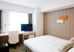 大阪上本町大和roynet飯店 - 大阪 - 臥室