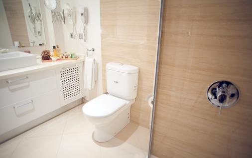 Apart Hotel Best - Ankara - Phòng tắm