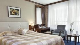 百事達酒店 - 安卡拉 - 安卡拉 - 臥室