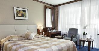 هوتل بست - أنقرة - غرفة نوم