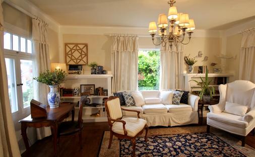 The Bed & Breakfast Inn at La Jolla - San Diego - Living room
