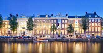 Waldorf Astoria Amsterdam - Άμστερνταμ - Κτίριο