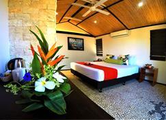 مانتاري آيلاند ريزورت - Nanuya Balavu Island - غرفة نوم