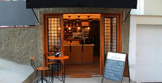 Hostel Grape Wine - Sao Paulo - Bar